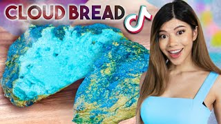 I tried Edible Food Art on TikTok | Cloud Bread