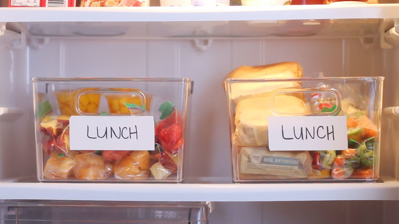 Lunches For Kids To Make