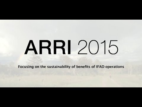 2015 Annual Report on Results and Impact of IFAD Operations (ARRI)