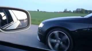 Audi S4 B8 Avant stage 1 vs Mercedes E420 CDI stage 2