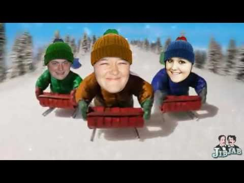 Merry JibJab Christmas from Alex Kammer and Friends! - YouTube