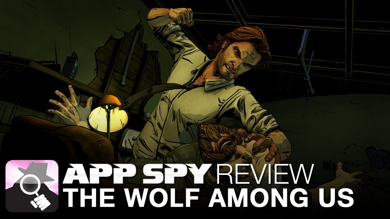 the wolf among us app review