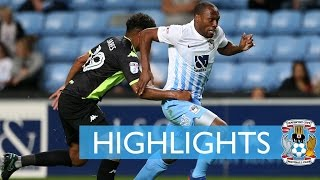 Highlights | Coventry 0-0 Bury