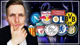 Qui ira en 1/8èmes de Ligue des Champions ?