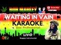 Waiting in vain bob marley base karaoke live cori e testo hd mp3