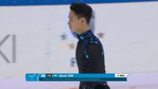 Denis TEN 28th Winter Universiade 2017 Men - SP Denis TEN
