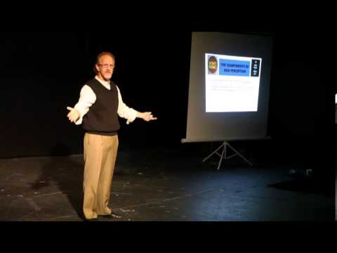 The risk perception gap: David Ropeik at TEDxWaldenPond