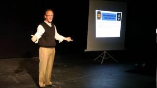 The risk perception gap: David Ropeik at TEDxWaldenPond
