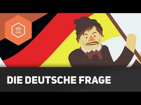 Die Deutsche Frage beim Wiener Kongress und der Deutsche Bund