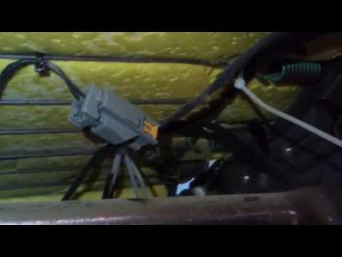 Ремонт подогрева сидений в Рено Логан своими руками. Часть 1 3.