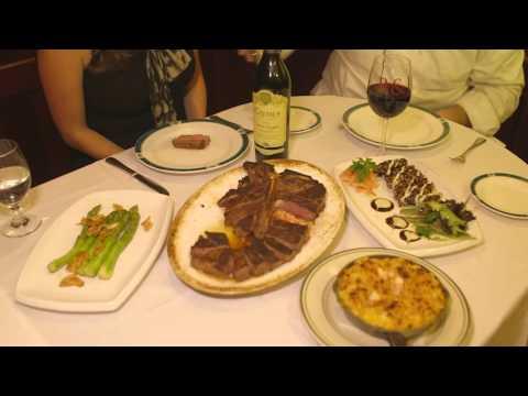 Steak-cation at Ben & Jack's Steakhouse in New York City