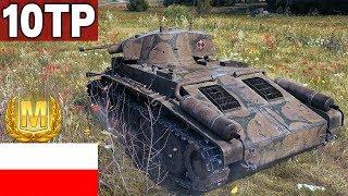POLSKI 3 TIER - 10TP - World of Tanks