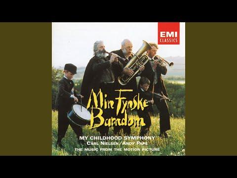 Nielsen: Uddrag af klarinetkoncerten