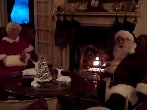 Orlando Santa and Mrs. Claus For Hire 407-478-1616