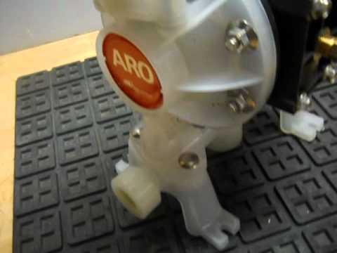 Aro diaphragm pump 43144 youtube aro diaphragm pump 43144 ccuart Gallery