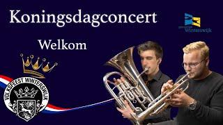 Koningsdagconcert Wintersijkse Muziekverenigingen - Thumbnail