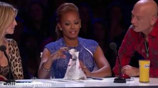 America Got Talent- Collins key audition