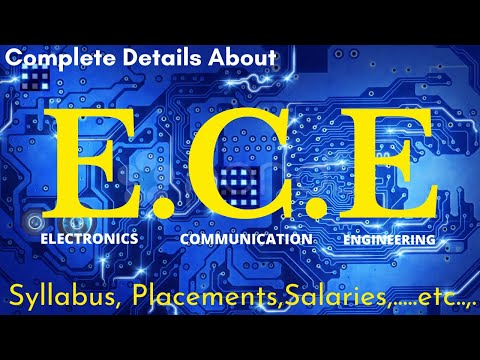 B.Tech in Electronics & Communication Engineering Complete Course Details|Admission| Roots Academy