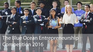 Blue Ocean Entrepreneurship Competition 2016