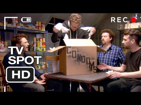 This is the End Official TV Spot - Happy 4/20! (2013) - James Franco Movie HD