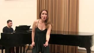 "Emily Edmonds - ""Faites-lui mes aveux"", Siebel, 'Faust' (Gounod)"