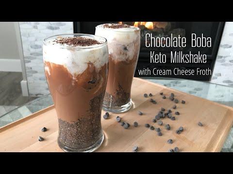chocolate-boba-keto-milkshake-with-cream-cheese-froth