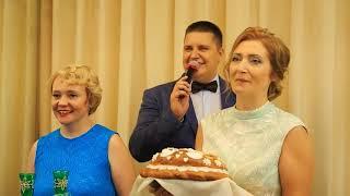 Бракосочетание победителей проекта «Свадьба года»