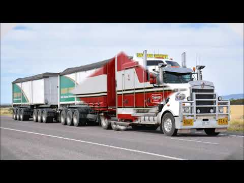 Brothers of the Highway: Trucking in Australia