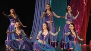 Kinna Sohna Tenu | Indialucia | Mohini Dance Group