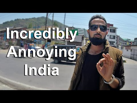 THE MOST ANNOYING PEOPLE IN INDIA 😡