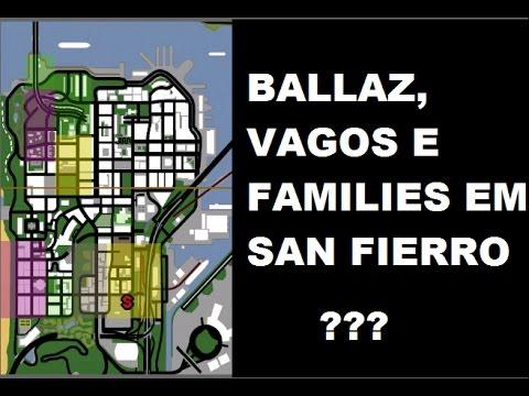 GTA  SAN ANDREAS - BUG DE NOVOS TERRITÓRIOS DE GANGUES  (SEM MOD)