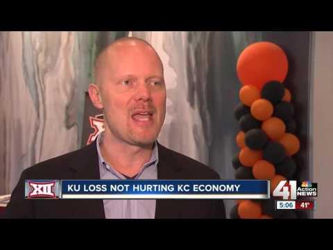 KU loss not hurting KC economy