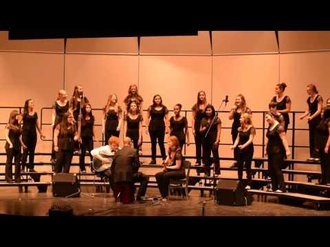 Moses Lake High School Women's Choir 2016 Death Came a Knockin'