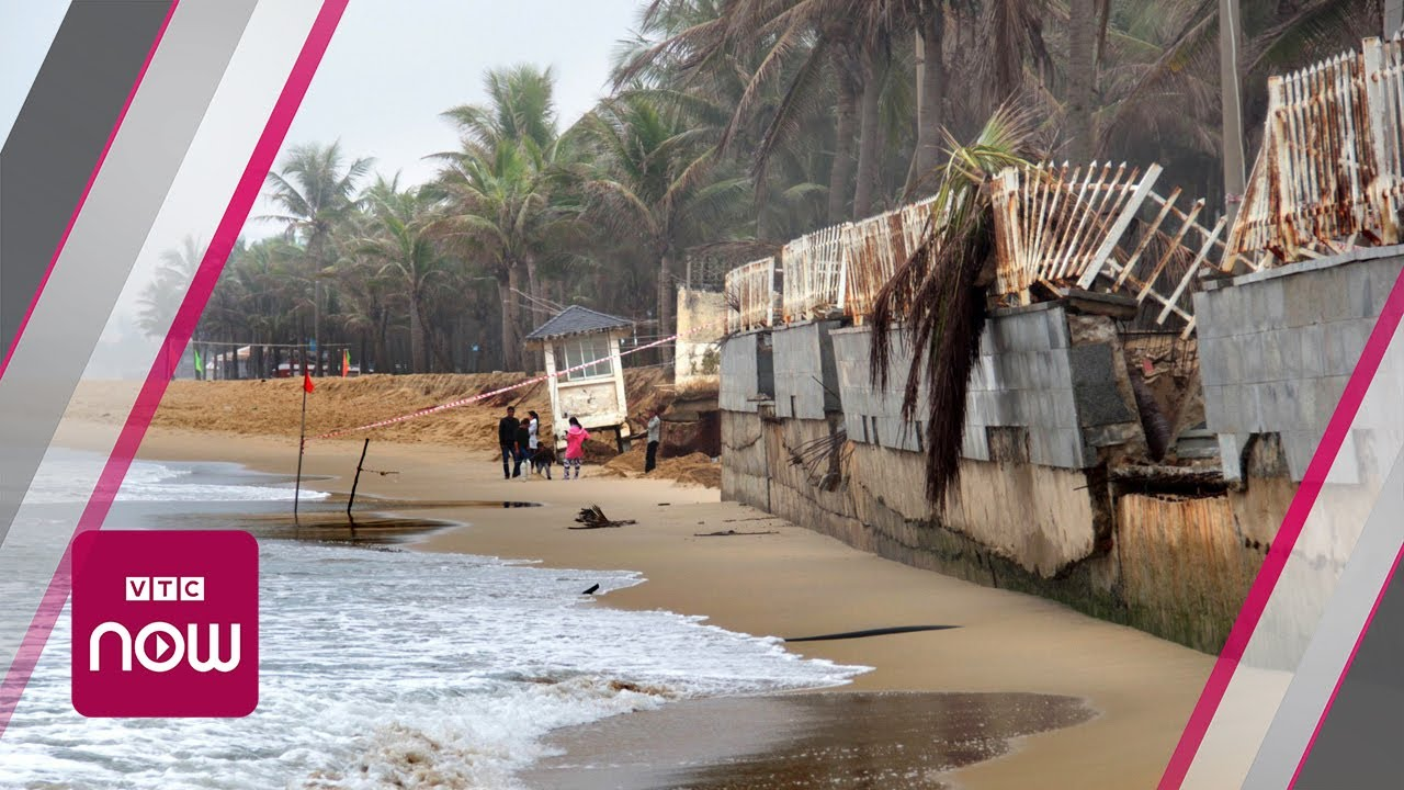 Đà Nẵng: Nhà hàng xả thải trực tiếp ra biển