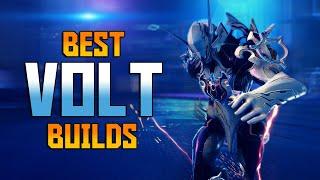[WARFRAME] Best VOLT Builds [OUTDATED New Builds In DESCRIPTION]