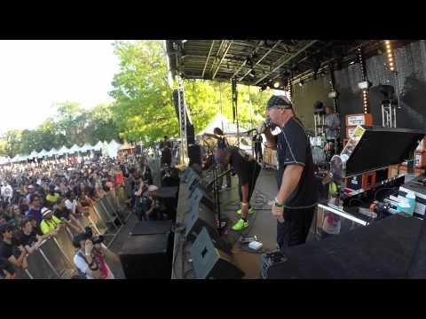 Suicidal Tendencies live at AfroPunk 2015 in Brooklyn