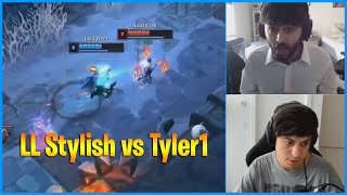 Nemesis vs Knight..Tyler1 vs LL Stylish...LoL Daily Moments Ep 1130