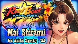 【TAS】REALBOUT FATAL FURY SPECIAL - MAI SHIRANUI