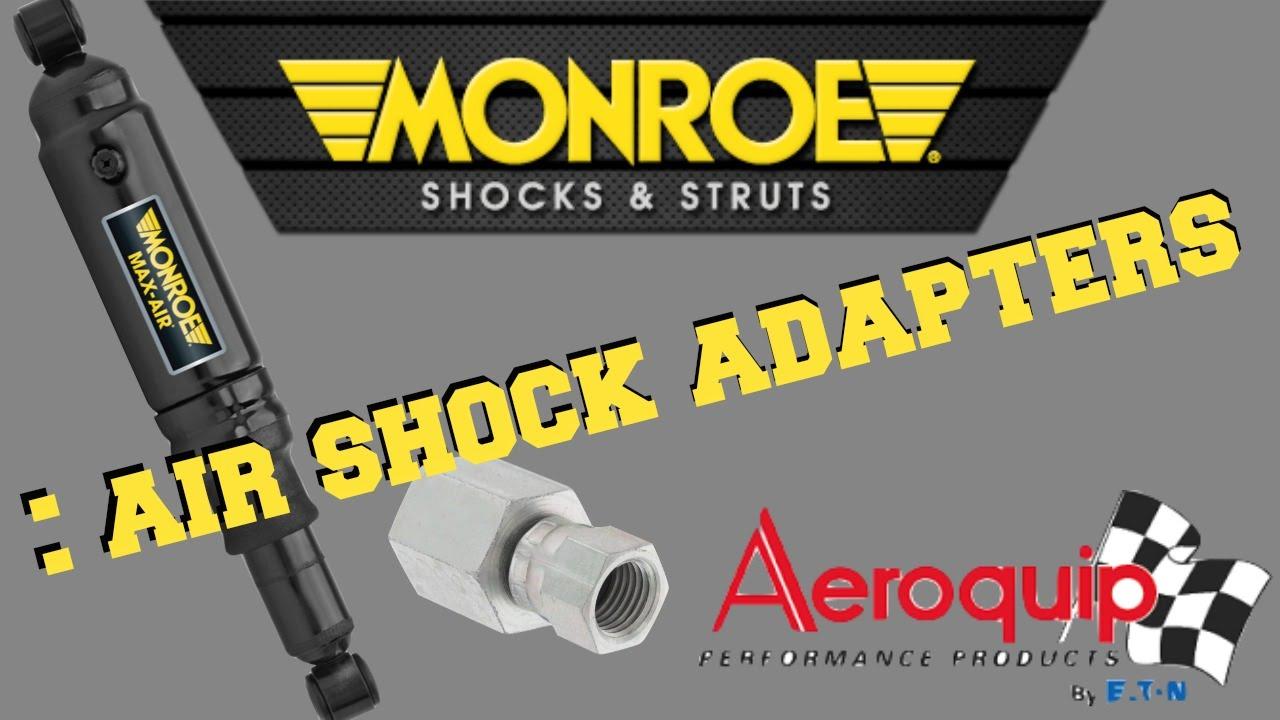 monroe air max part # 756