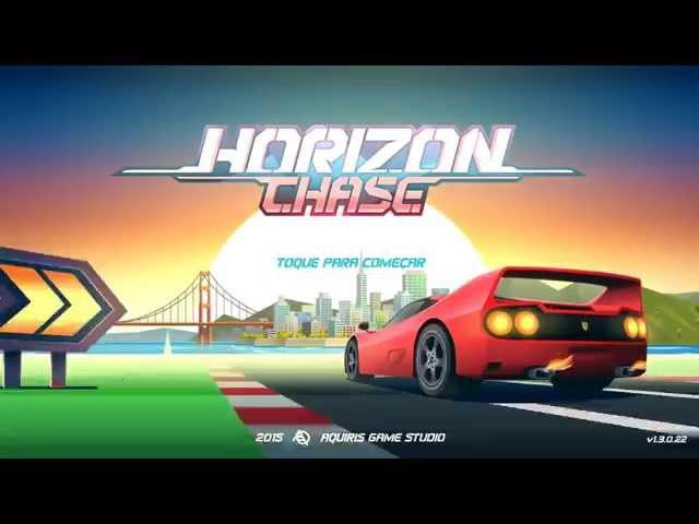 Horizon Chase no Zenfone 5