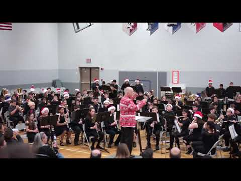 Sleigh Ride, Hawthorn Middle School South Jazz Band, December 2018