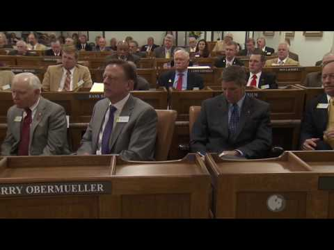 2017 Wyoming State of the Judiciary Address