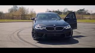 The BMW F90 M5  |  0-60 mph in 2.8 sec.