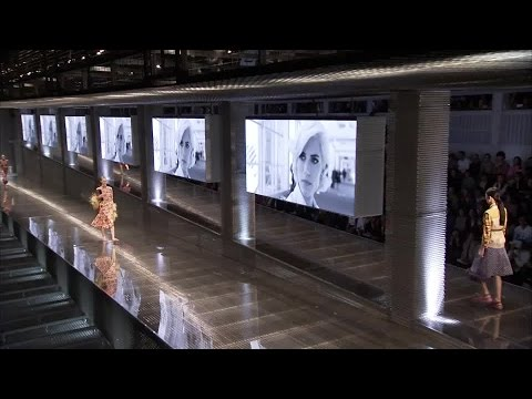 Prada showcase at Milan Fashion Week - London Evening Standard