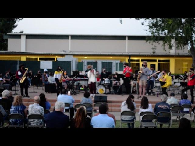 Funky Drummer - 5/27/21 - Senior Bandemic Show