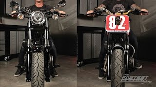 Turn Your Cruiser Into A Fast Street Tracker - The Fastest Motorcycle Show