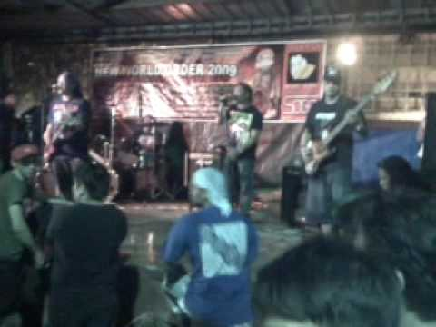 PHILIPPINE VIOLATORS  LIVE @ NEW WORLD ORDER 2009 / PART 1 OF 3