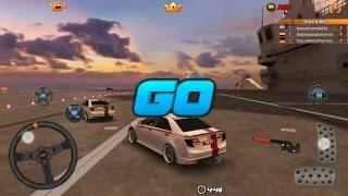 Drift Fail - Ken Block wouldn't be proud of me - Dubai Drift 2