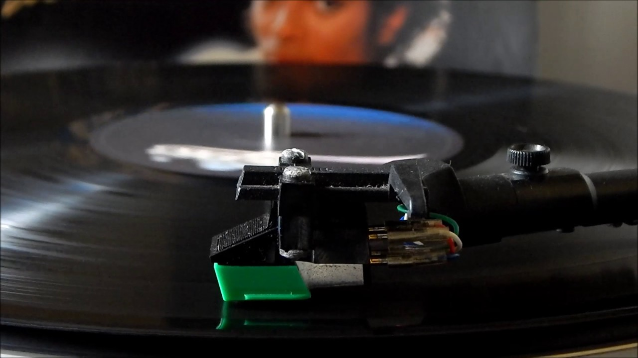 Michael Jackson Beat It 1982 Vinyl Rip Audio Technica