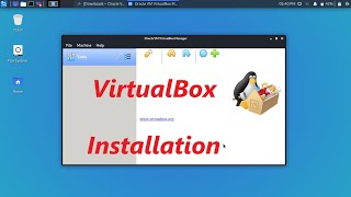 How to Install VirtualBox on Kali Linux